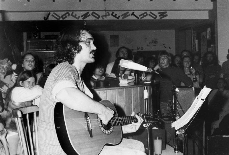 70er Jahre – Konzert im JUZ O4/8, Mannheim