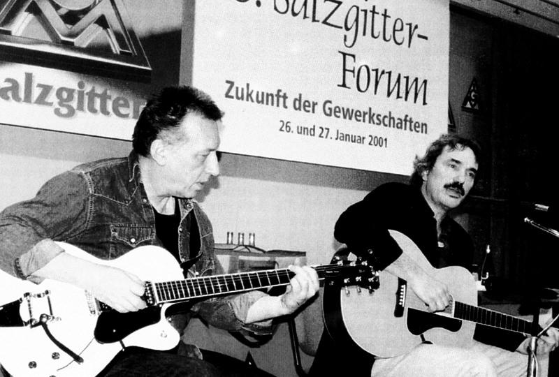 2001 – Salzgitterforum der IG Metall zur Zukunft der Gewerkschaften
