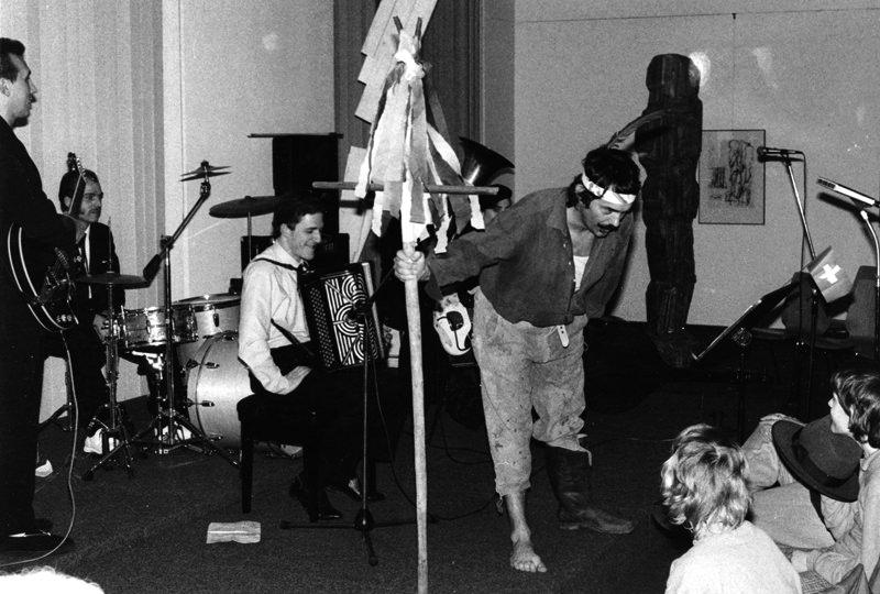 1996 – Kulturzentrum Feuerwache, Mannheim: Adolf–Wölfli–Programm