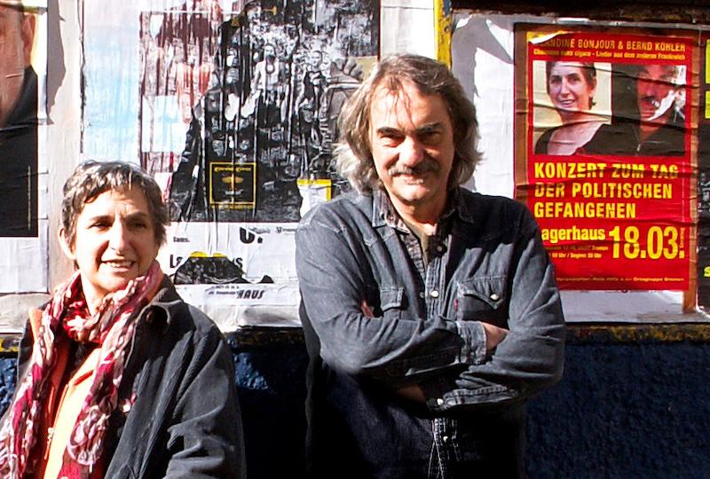 2012 – Konzert zum Tag der politischen Gefangenen – Foto: JumpUp