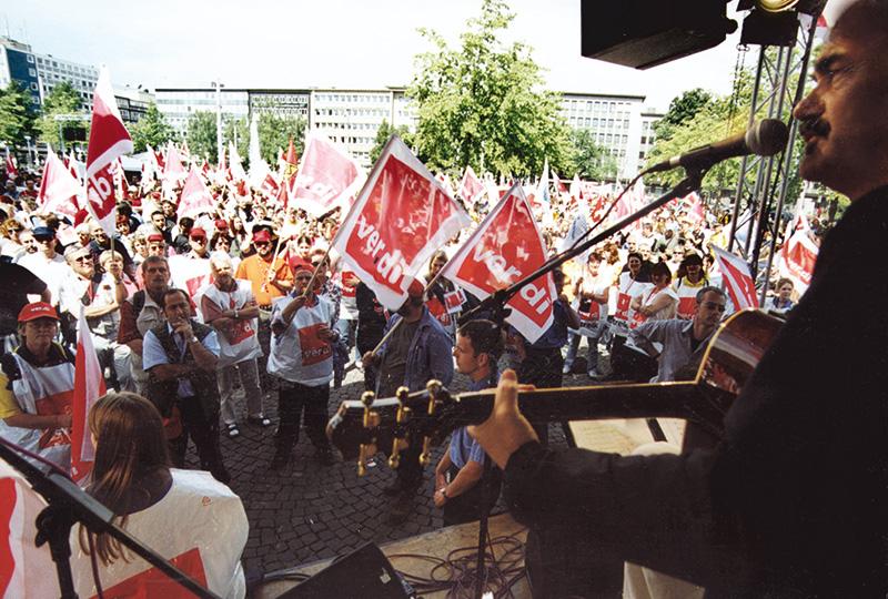 ver.di – Tarifrunde 2013 – Karlsruhe